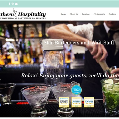 Southern Hospitality Party Services wedding vendor preview