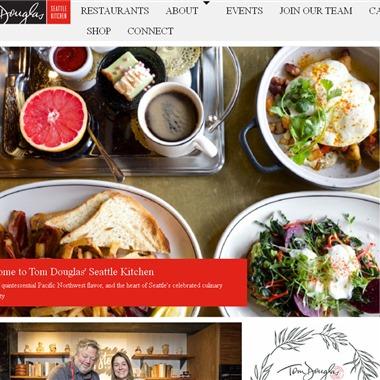 Tom Douglas Catering and Events wedding vendor preview