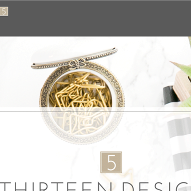 5 Thirteen Designs wedding vendor preview