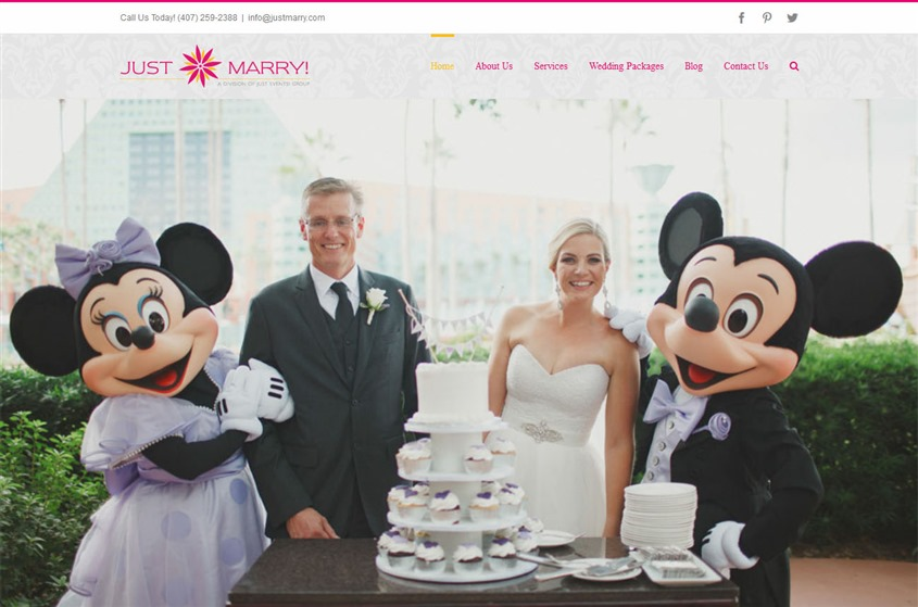 Just Marry wedding vendor photo