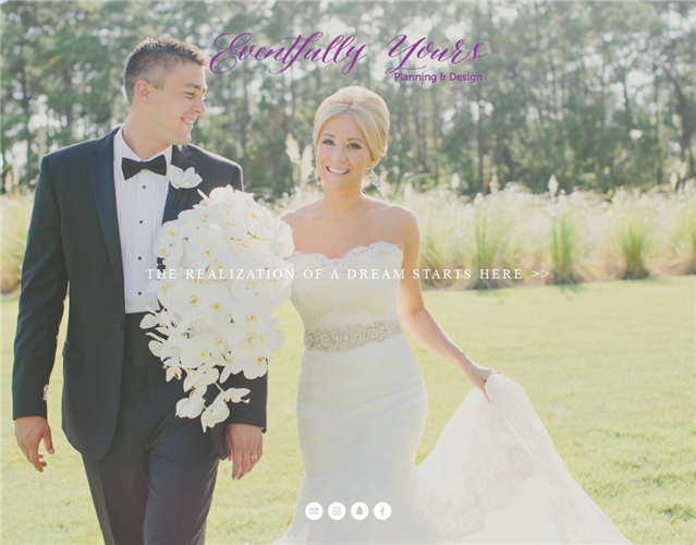 Eventfully Yours wedding vendor photo