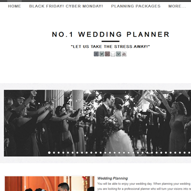 No.1 Wedding Planner wedding vendor preview