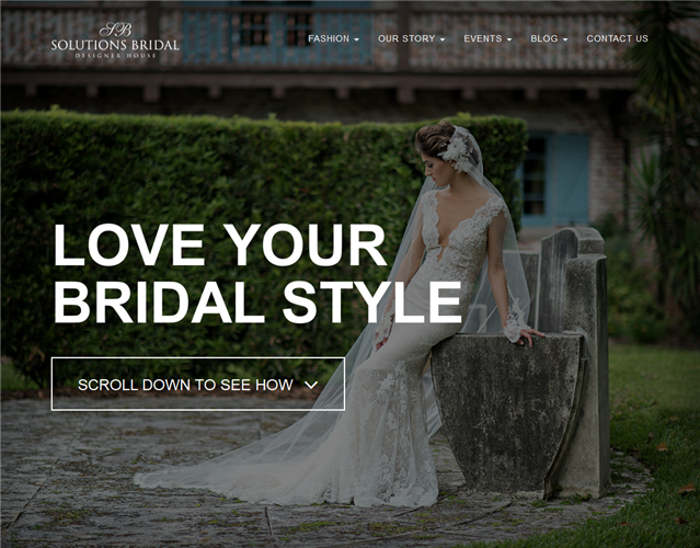 Solutions Bridal Orlando Wedding Dresses And Accessories