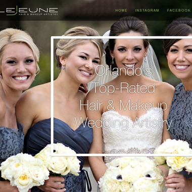 Lejeune Artistry wedding vendor preview