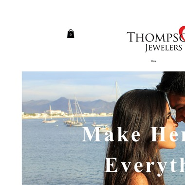 Thompson Jewelers wedding vendor preview