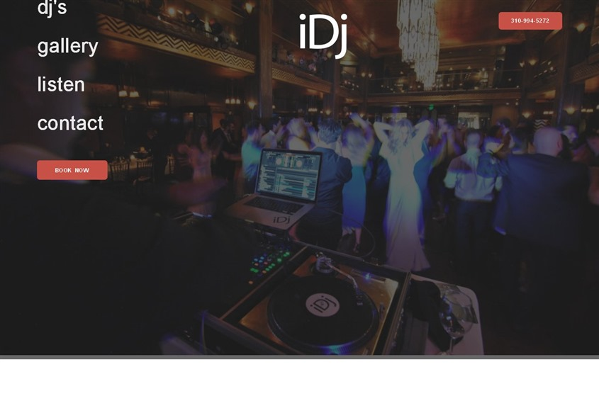 IDj Entertainment Services wedding vendor photo