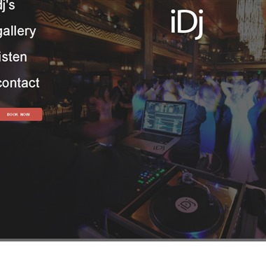 IDj Entertainment Services wedding vendor preview