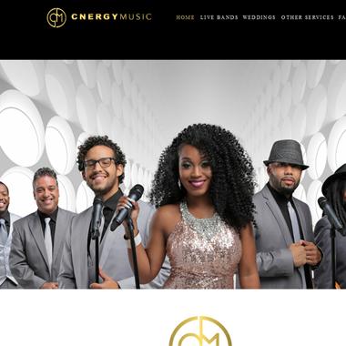 C'Nergy Music wedding vendor preview
