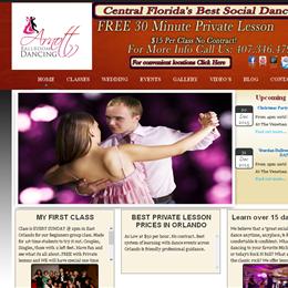 Arnott Ballroom Dance photo