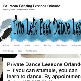 Two Left Feet Dance Lessons photo
