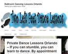 Two Left Feet Dance Lessons thumbnail