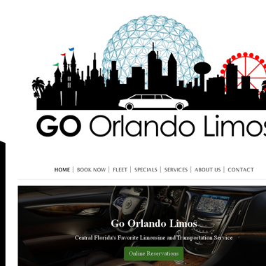 Go Orlando Limos wedding vendor preview