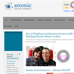 Atomic Wedding Dj photo