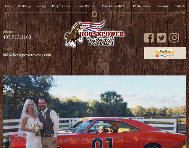 Horsepower Ranch Events wedding vendor photo