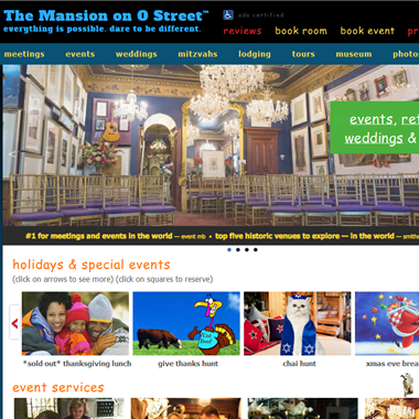 The Mansion on O Street wedding vendor preview