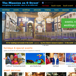 The Mansion on O Street photo