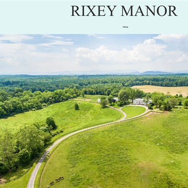 Rixey Manor wedding vendor preview