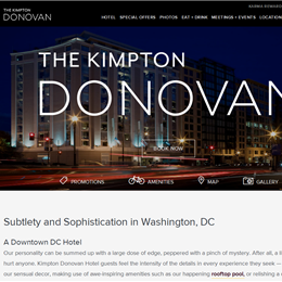 Donovan Hotel DC photo
