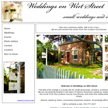 Weddings on Wirt wedding vendor preview