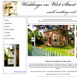 Weddings on Wirt photo