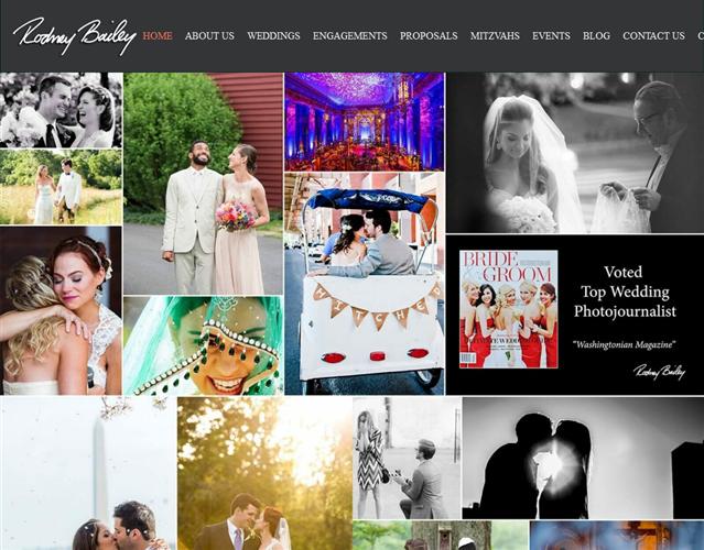 Rodney Bailey wedding vendor photo