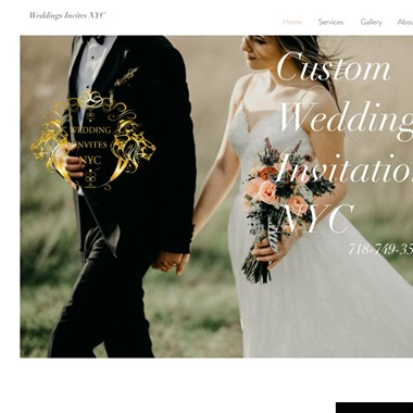 Wedding Invites NYC wedding vendor preview