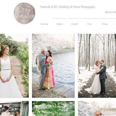 Gray Kammera wedding vendor preview