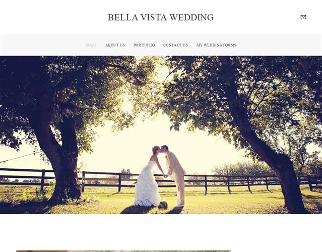 Bella Vista Wedding wedding vendor photo