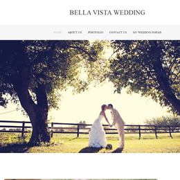 Bella Vista Wedding photo
