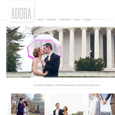 Adora Wedding Films wedding vendor preview