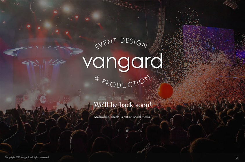 Vangard Inc. wedding vendor photo