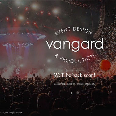Vangard Inc. wedding vendor preview