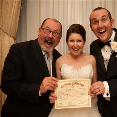Rev. Ray Van Winkle & Associates wedding vendor preview