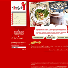 Mindy's Catering DC photo
