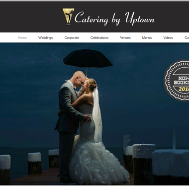 Catering By Up Town wedding vendor preview