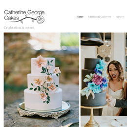 Catherine George Cakes photo