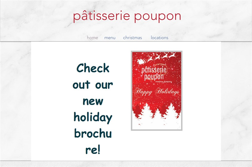 Patisserie Poupon wedding vendor photo