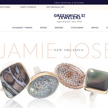 Greenwich St. Jewelers wedding vendor preview