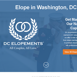 DC Elopements photo