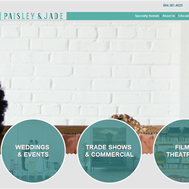 Paisley and Jade wedding vendor preview
