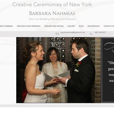 Barbara Nahmias wedding vendor preview