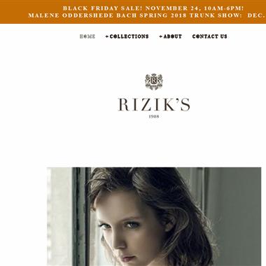 Rizik's wedding vendor preview