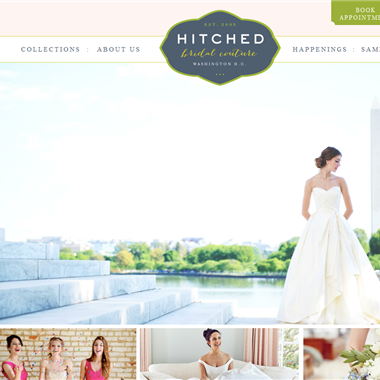 Hitched Salon  wedding vendor preview