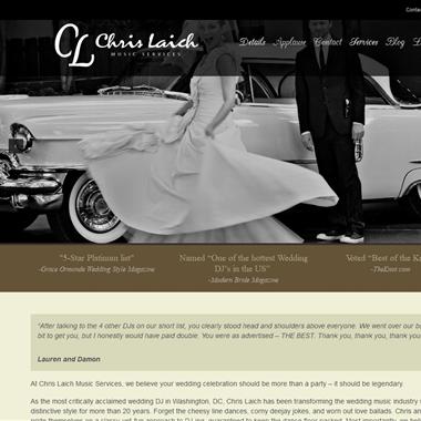 Chris Laich wedding vendor preview