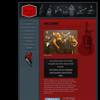 Rollex Band wedding vendor preview