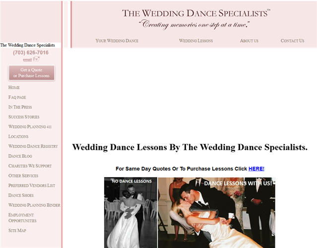 The Wedding Dance Specialists wedding vendor photo