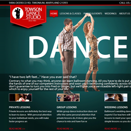 Photo of Towson Dance Studio, a wedding dance instructor in Washington DC