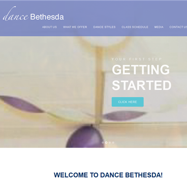 Dance Bethesda wedding vendor preview