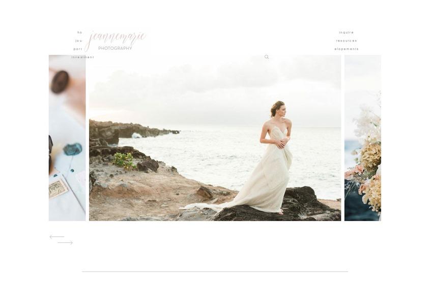 Jeannemarie Photography wedding vendor photo