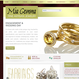 Photo of Mia Gemma, a wedding rings and jewelry in Washington DC